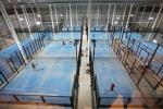 O Torneo de Pádel Fundación Celta, en Máis que Auga