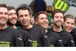 A  Academia de Pádel Máis que Auga, a maior de Galicia