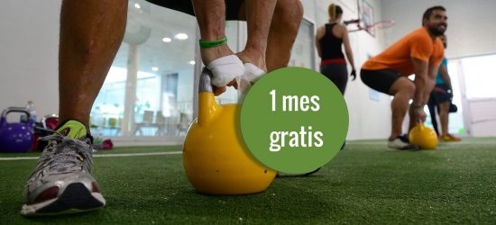 Usuarios en box de gimnasio Vigo