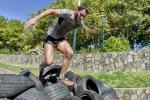 Máis que Auga se suma a las carreras de obstáculos