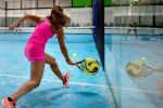 Campeonato provincial de pádel absoluto en Máis que Auga