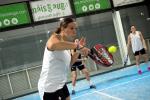 Xoga ao pádel en Vigo no Torneo do Entroido!