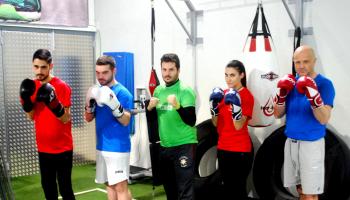 Coñece os beneficios do boxeo en Máis que Auga