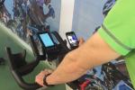 Prueba en Máis que Auga la nueva experiencia inmersiva para bicis