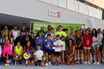 Máis que Auga organiza el VI Trofeo de pádel Concello de Vigo