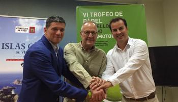 El pádel bate récords en Máis que Auga con el VI Trofeo Concello de Vigo-Celtamotor