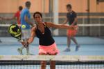 As irmás Barciela e Héctor Guisande volven gañar o maior torneo de pádel de Vigo