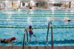 Alba celebra sus nueve años en Máis que Auga piscinas Vigo