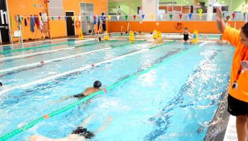 Las cinco claves para empezar a nadar desde cero