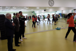 Seiscentas persoas celebraron en Máis que Auga o Día Mundial da Actividade Física
