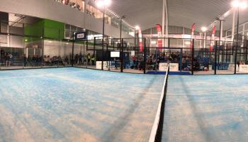 Cinco mil personas disfrutaron del Vigo Open de Pádel en Navia