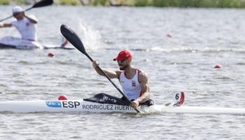 Roi Rodríguez renueva su lucha por los Juegos Olímpicos