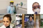 Miriela, Mercedes, Chus y Sara, cuatro de nuestras heroínas