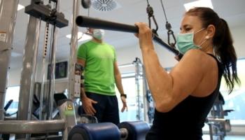 Unha menor forza muscular asóciase cun maior risco de hospitalización por COVID-19